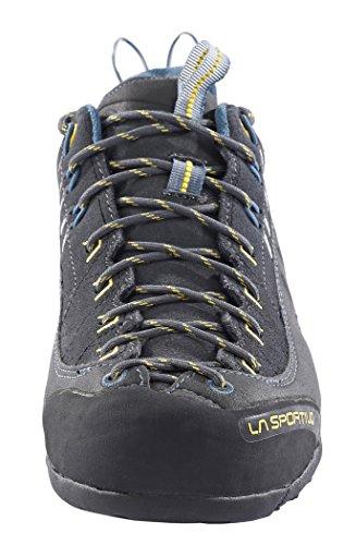 ... La Sportiva Scarpe da Avvicinamento Hyper Gore-Tex Alpinismo DG - Dark  Grey ... 3c199d3e619