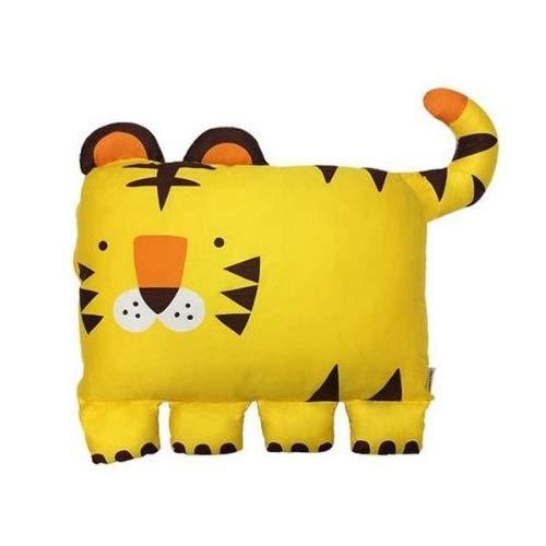 Milo & Gabby The Original Kids Animal Pillowcase and Pillow Insert, 20×27, Tom Tiger