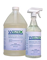 JP Solutions 850135 WELTEX Hard Surface Disinfectant, Refill, 1 gal