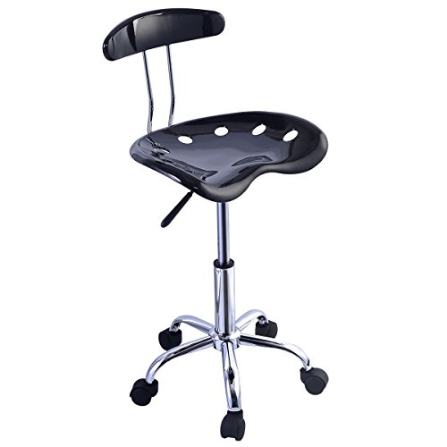 2PC Adjustable Bar Stools ABS Tractor Seat by Pinna store (Image #1)