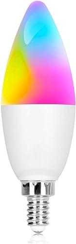 LED Candelabra Bulbs E12 Base