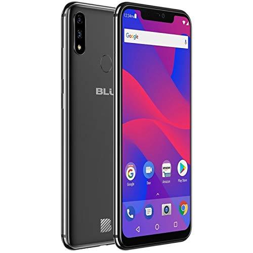 Blu Vivo Xi+ Prata 64gb + 4gb Ram Dual Sim Face Id