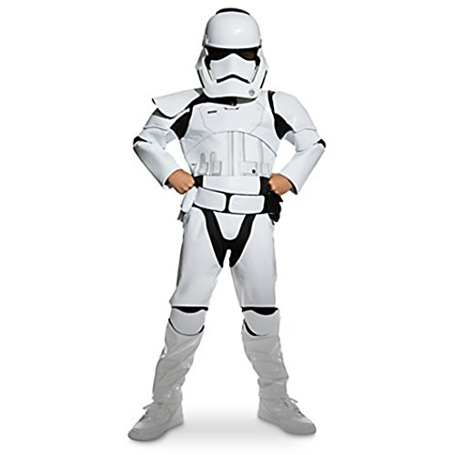 Disney Store Star Wars The Force Awakens Stormtrooper Costume