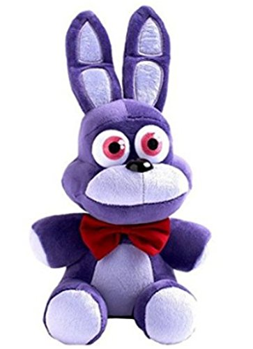 New Brand Five Nights At Freddys Bonnie Plush Doll Toy  10 Inch