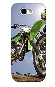 Catenaryoi Design High Quality Kawasaki Kx85 Cover Case With Ellent Style For Galaxy Note 2(nice Gift For Christmas)