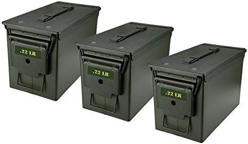 Raiseek .22 .223 .308 .30 .357 9MM .380 .40 .45 5.56 7.62 12GA Ammo Can Vinyl Skin Sticker Decal Molon Label Bullet16 Pcs//Set Variety