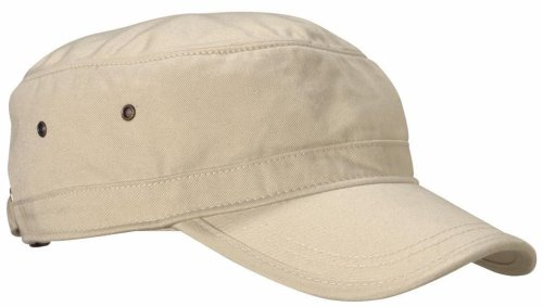 ECOnscious 100% Organic Cotton Twill Corps Hat
