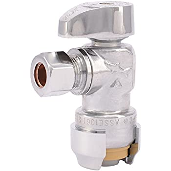 Fluidmaster B1F20 Faucet Connector, Braided Stainless Steel - 3/8
