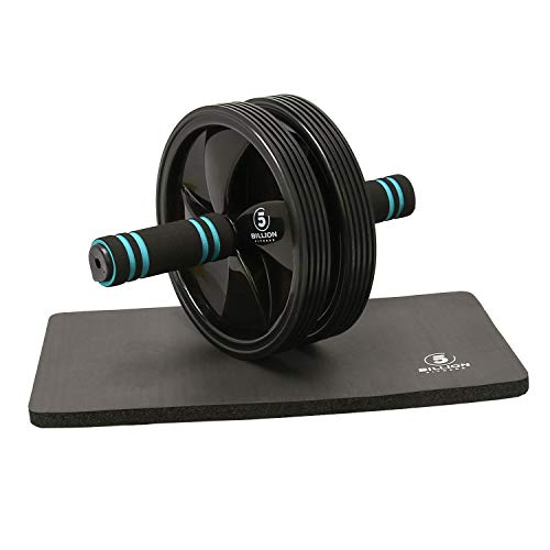 5BILLION Ab Wheel Fitness Equipment Kit with Knee Pad, used for sale  Delivered anywhere in Canada
