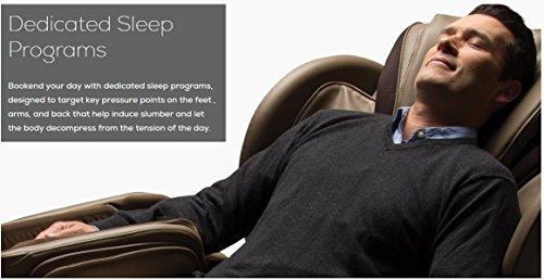 Navitas Sleep Massage Chair, Onyx Color Option by Human Touch (Image #5)