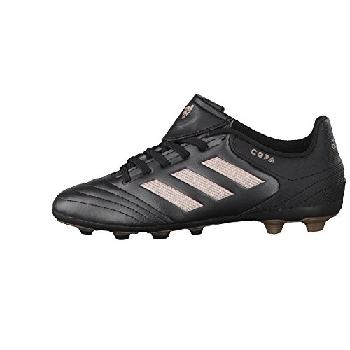 adidas Bota de Fútbol Jr Copa 17.4 FxG Core Black-Copper Metallic Core black-Copper metallic