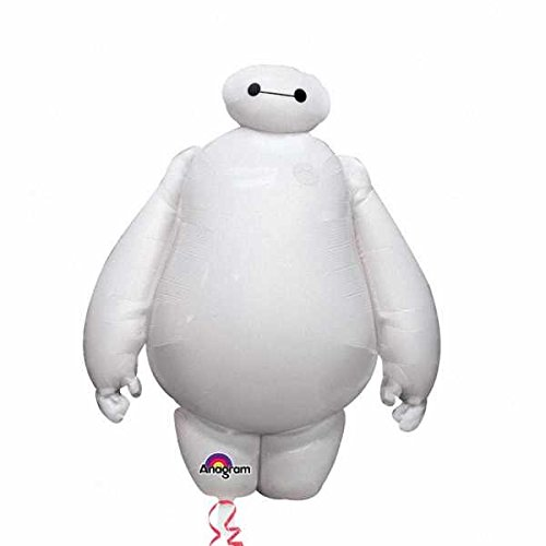 Anagram International 3161001 Big Hero 6 Baymax Shop Balloon Pack, 31