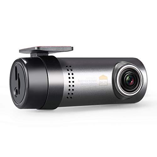 GZDL Wireless Dash Cam WiFi Dashboard Camera Car Camera Recorder Vehicle Camera Mini Small Car DVR Video Recorder Blackbox 140 Wide Angle