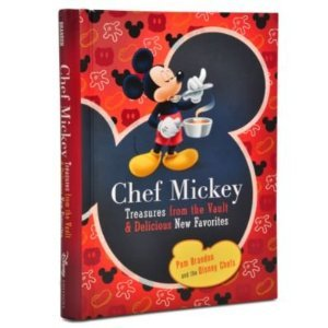 Chef Mickey (Walt Disney Parks and Resorts merchandise custom Pub) Treasures from the Vault and Delicious New (Vault Walt)