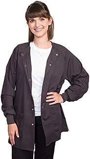 LifeThreads Classic Warmup Scrub Jacket