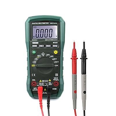 Dr.meter Digital Multimeter Tester Non-Contact Voltage Detection Multi Meter