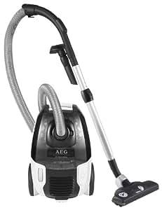 AEG AJM 6830 - Aspirador con bolsa, 2100 W, color blanco hielo