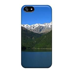 Case Cover Lago Di Veragno/ Fashionable Case For Iphone 5/5s