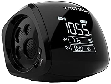 Radio despertador con proyeccion Thomson CP280
