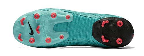 Jade Football XII Vivi Mercurial Nike 390 Homme Academy Vivid Chaussures Vapor Cr7 Clear Clear Jade Gold Mtlc Turquoise de MTLC E0qqywa4