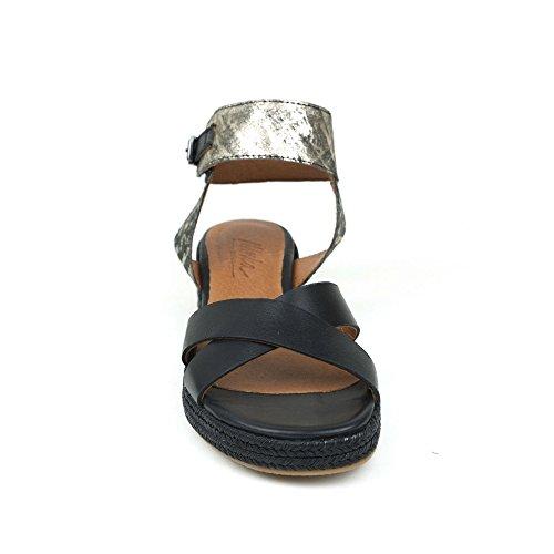 Design Minka Kara Schwarz schwarz Silber 8fAqf0w