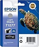 Epson C13T15774010 - EPS LIGHT BLK INK CART TURTLE XL
