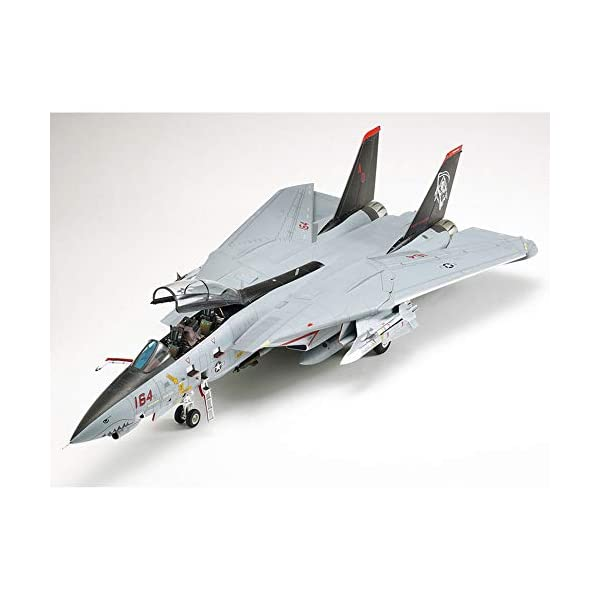 TAMIYA America, Inc 1/48 Grumman F-14D Tomcat, TAM61118 2