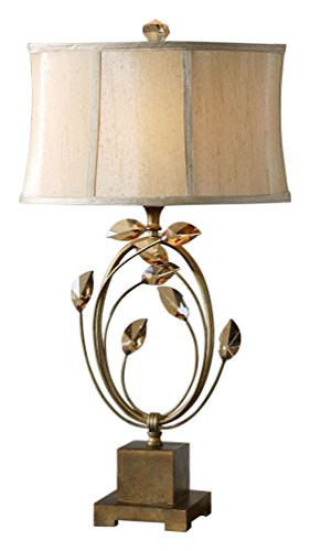 Uttermost 26337-1 Alenya Table Lamp - Burnished Gold