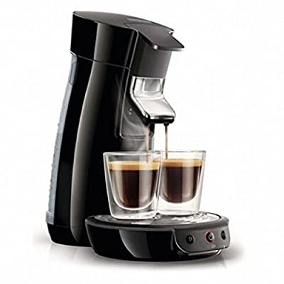 NEW PHILIPS Viva Cafe Coffee Machine Espresso Maker BLACK HD7825/63