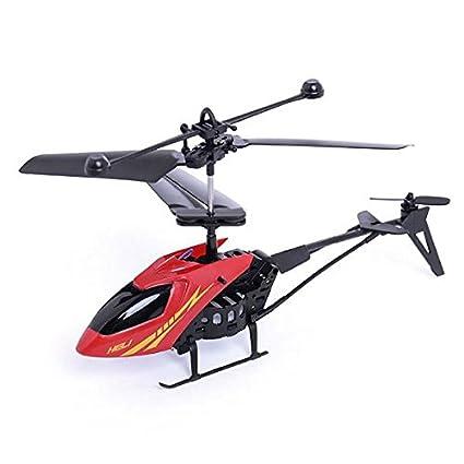 Juguete Mini Niños Infrarrojo Rc Ladicha Mj901 2 5ch Helicóptero 7b6gyYf