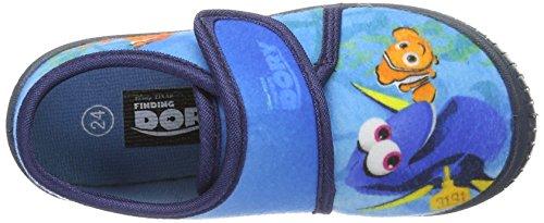 Findet Dory Fd000113 - Pantuflas Niños Blau (NAVY/L. BLUE 008)