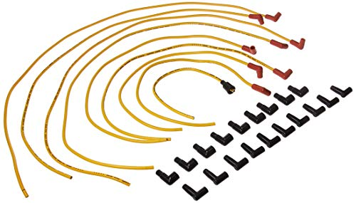 ACCEL 4039 8mm Super Stock Copper Universal Wire Set - Wire Ignition Accel