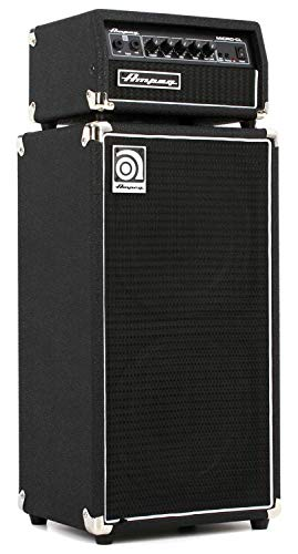 Ampeg Bass Amplifier Stack (Micro CL