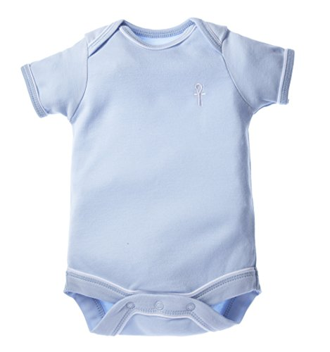 little-pharo-100-extra-long-staple-egyptian-cotton-short-sleeved-bodysuit-blue-size-6-12-months