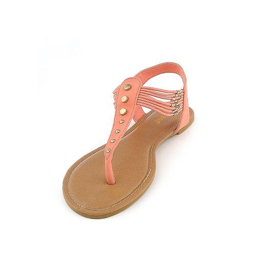 Breckelles Womens Takle-21 Sandal - Melon Størrelse 8,5