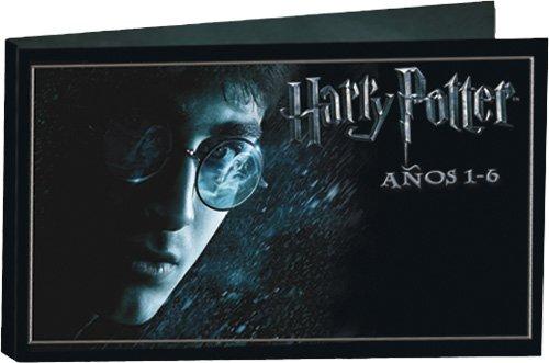Pack Album Harry Potter (1-6)(Ed.Limit.) [DVD]: Amazon.es: Varios ...