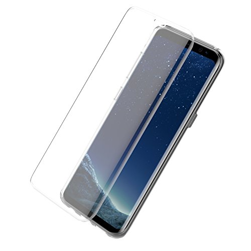 otterbox alpha glass screen protector for samsung galaxy s8 water and dust