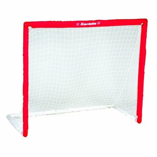 Franklin Sports Hockey Goal – NHL – PVC – 46 x 40 Inch – DiZiSports Store