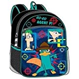 "Disney Phineas and Ferb 15"" Backpack - Agent P"