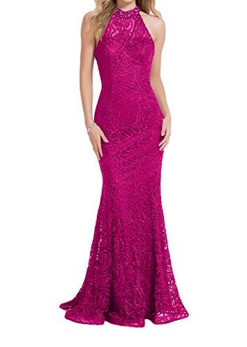 Tanzenkleider Lila Damen mia Kleider Abendkleider Pink Ballkleider Braut Spitze Jugendweihe La Meerjungfrau Abiballkleider Etuikleider qSxwATv7