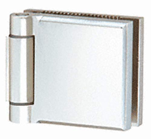 CRL MH1CH Replacement Mini Hinge for KD Door Kit - Brite Anodized