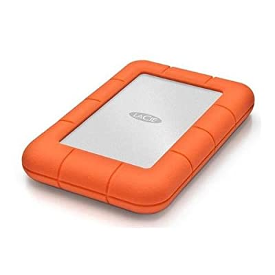 LaCie Rugged USB 3.0 Mini Disk Portable Hard Drive by Casady and Greene