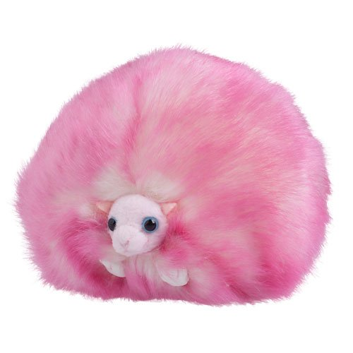Wizarding World of Harry Potter Pink Pygmy Puff Plush Doll by Universal Studios