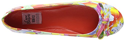 Iron Fist Lots A Rainbows Flat - Plataforma Mujer Multicolour (Multi)