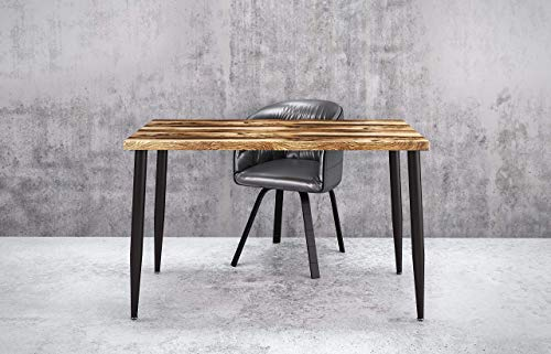 UMBUZÖ Solid Reclaimed Wood & Metal ()