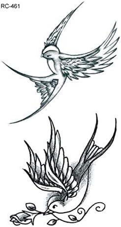 ruofengpuzi Adesivo tatuaggioTransporte Acuático Tatuaje Color ...