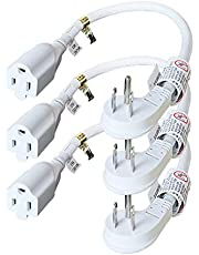 14AWG 1FT Extension Cord