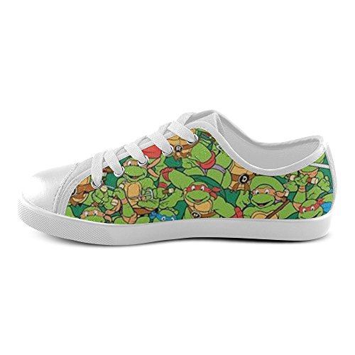 efa1714bf63c5 lovely Angelinana Custom Teenage Mutant Ninja Turtles TMNT1 Lace-up ...
