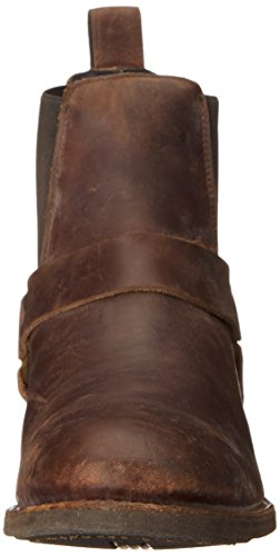 Frye Mens Stone Harness Chelsea Boot Boot Espresso