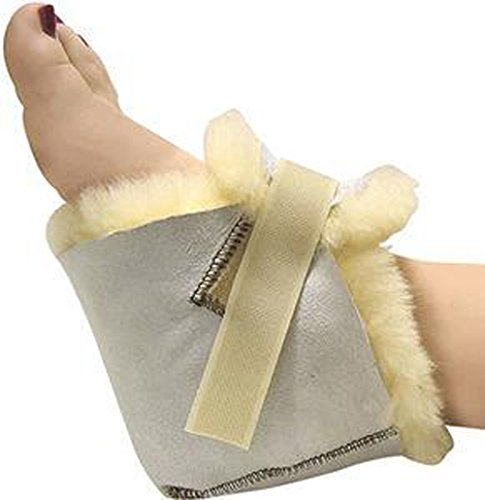Prosper Genuine Medical Sheepskin Heel Protector by Prosper